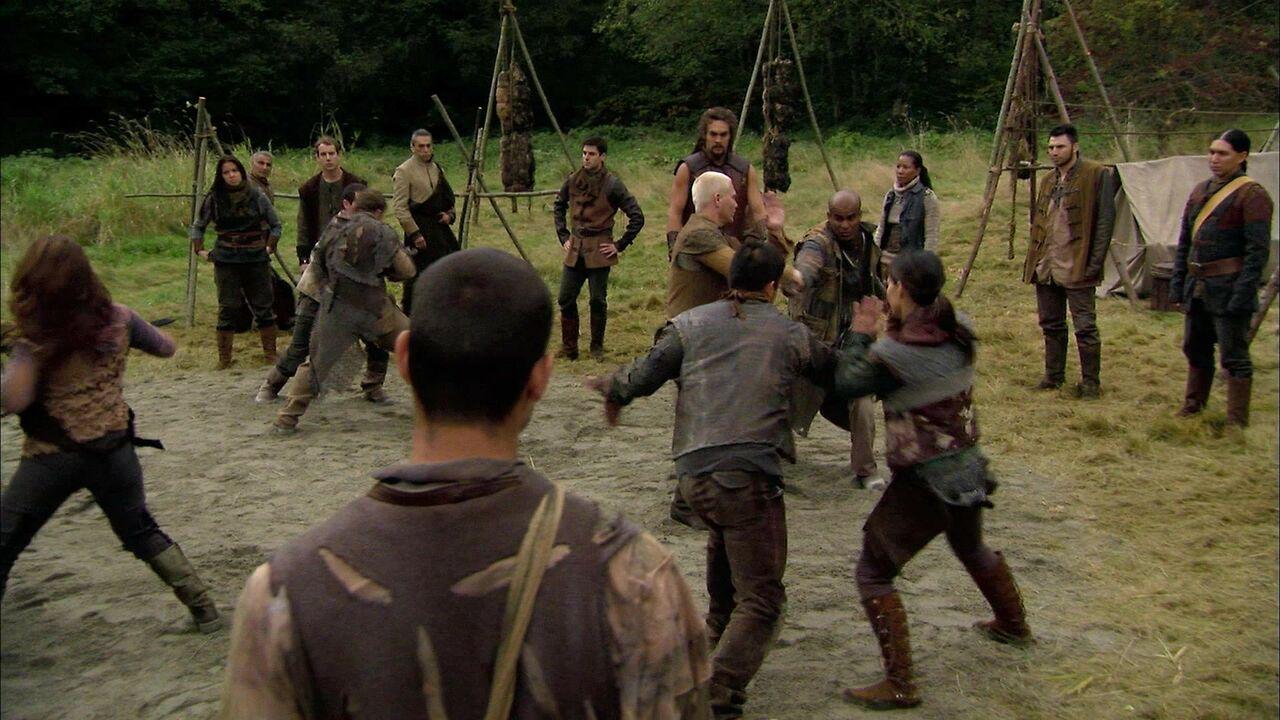 Unités combattantes de Ronon