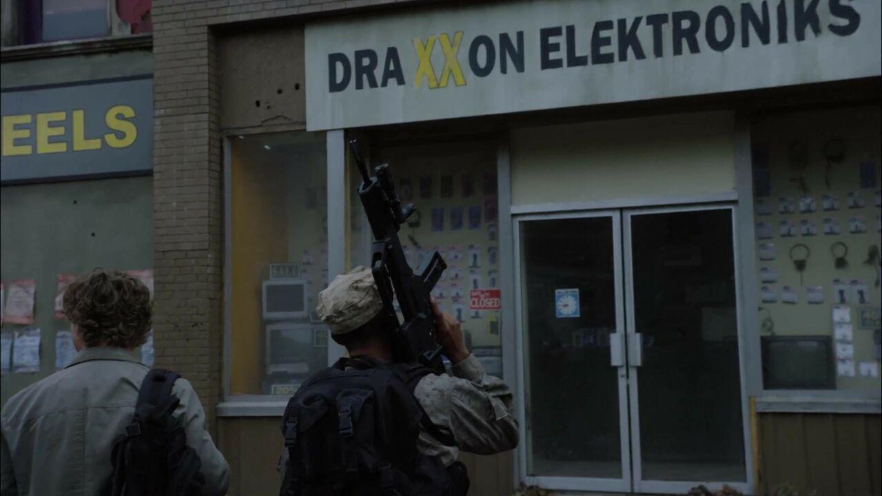 Draxxon Elektroniks
