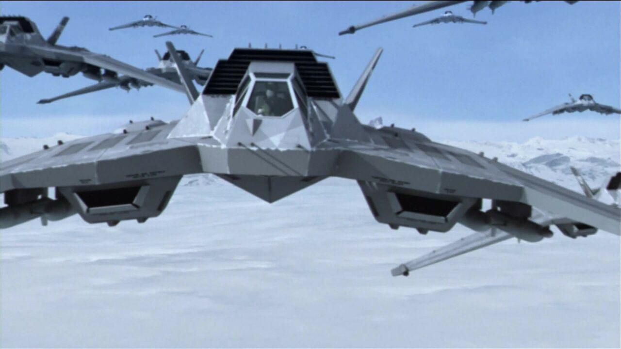 Escadron bleu