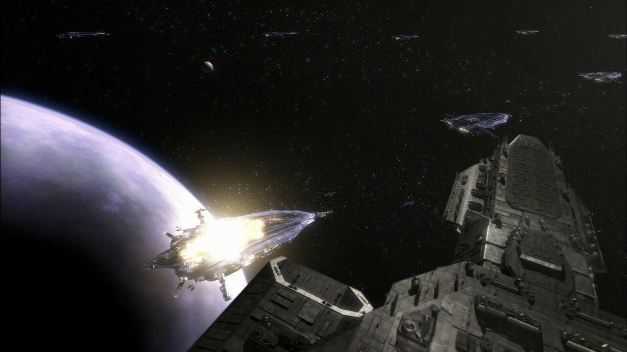 Système de l'embuscade spatiale