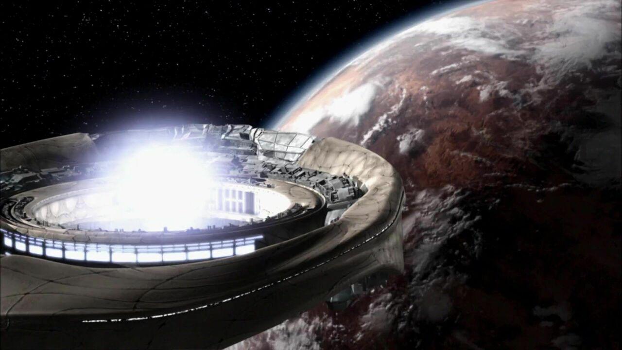 Exoplanète du vaisseau-mère ori