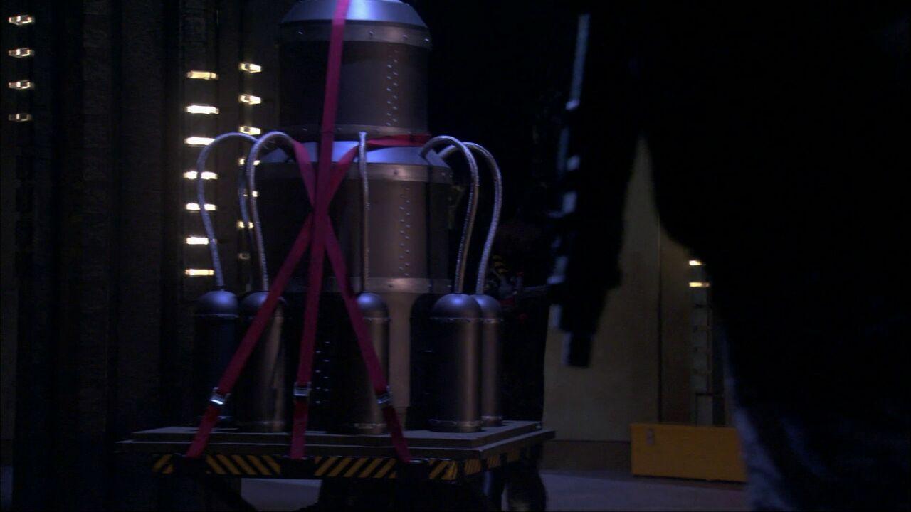 Prototype de bombe nucléaire