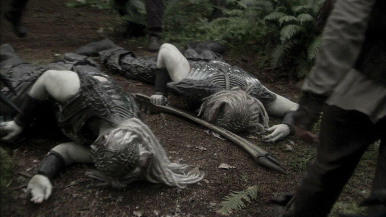 Planète des soldats wraiths capturés
