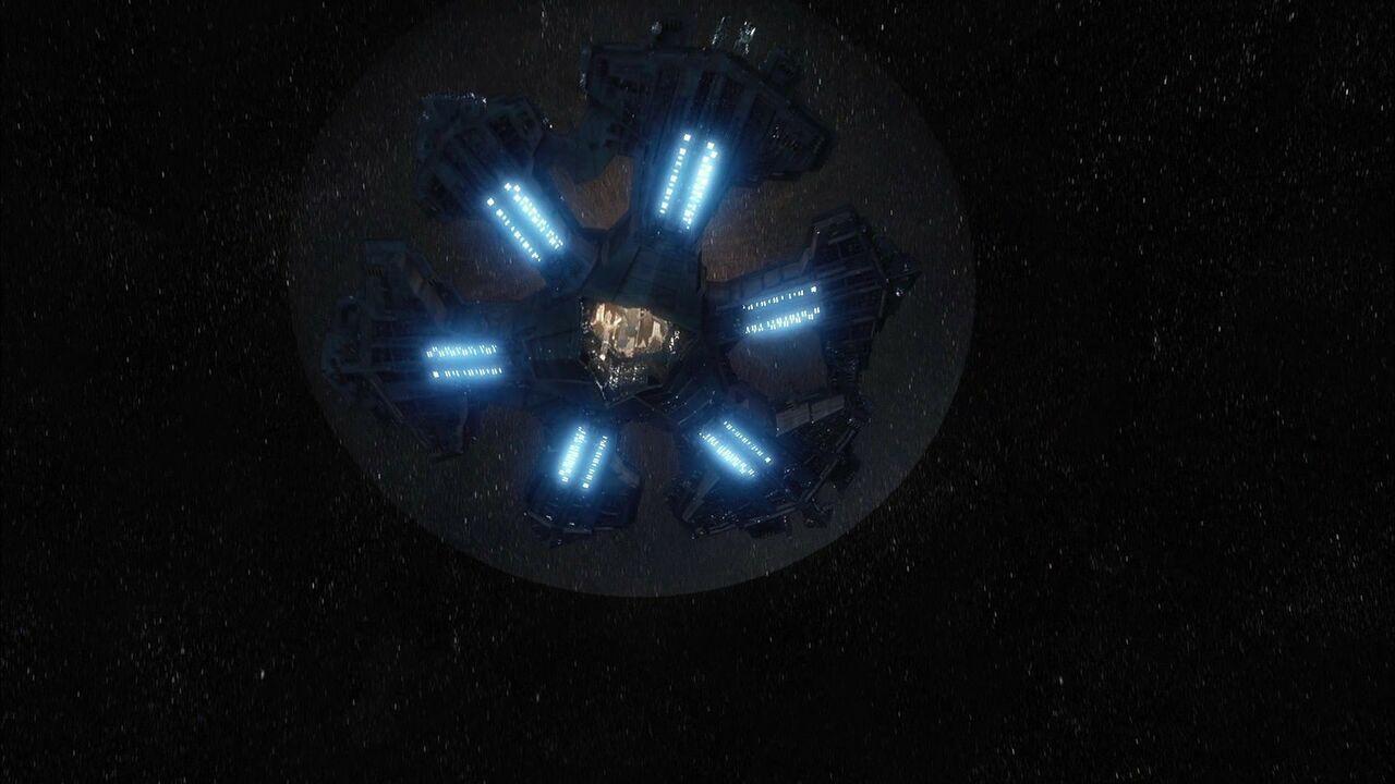 Moteur stellaire d'Atlantis