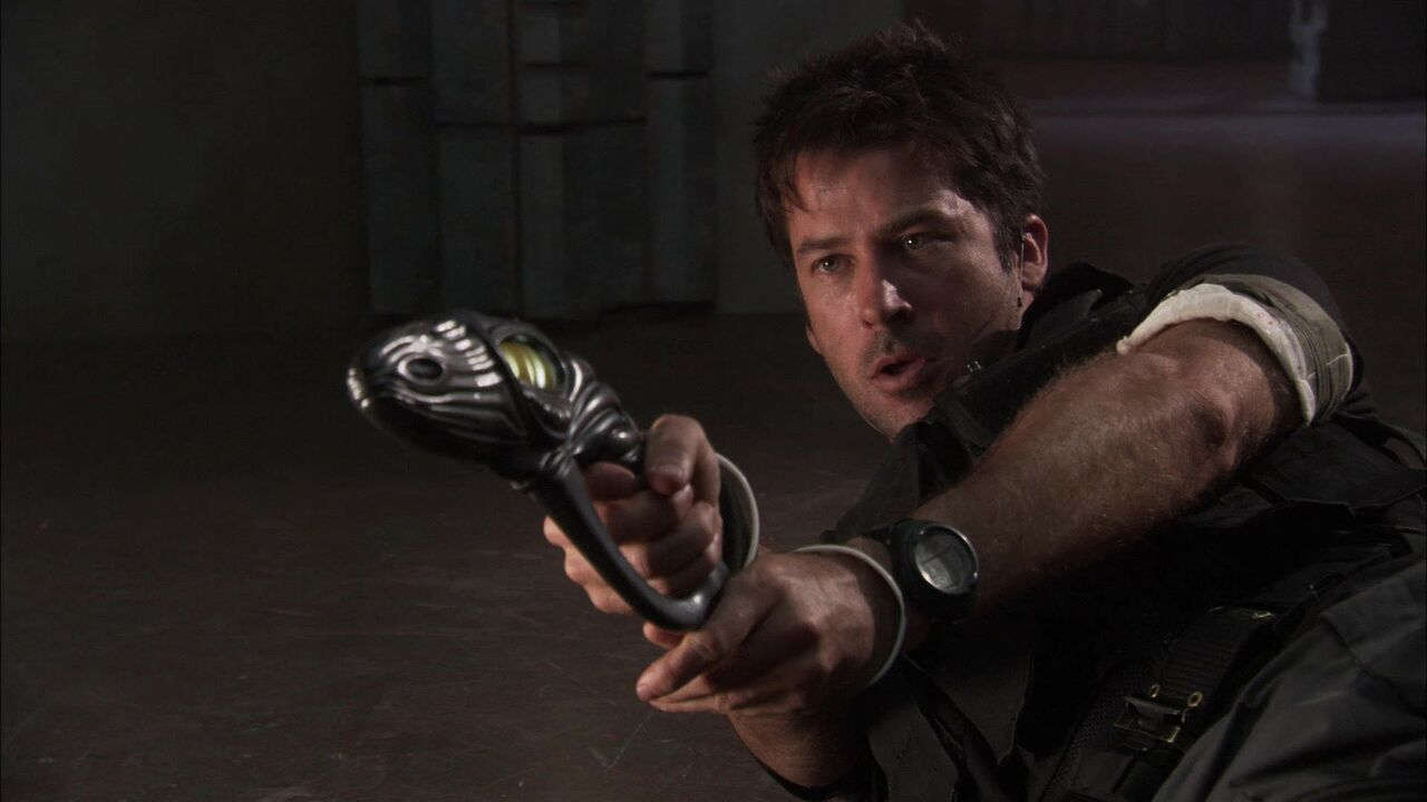 Pistolet incapacitant wraith