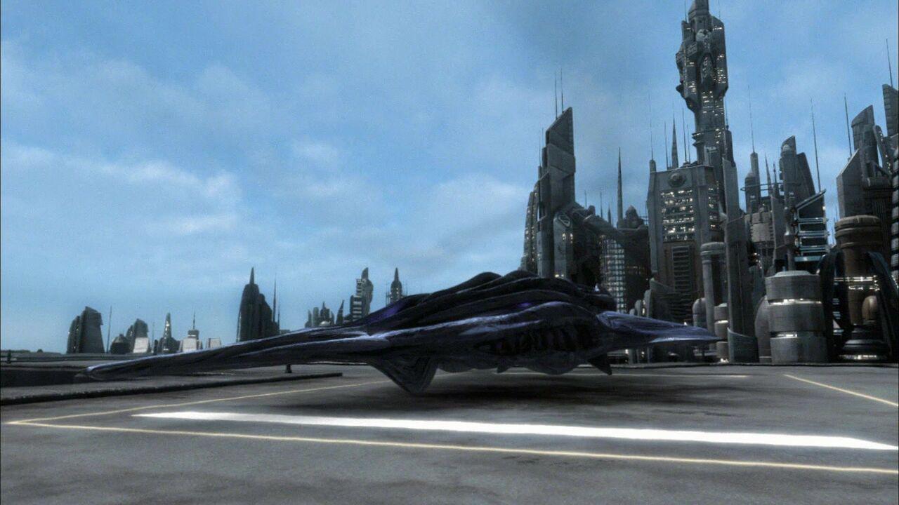 Transporteur wraith