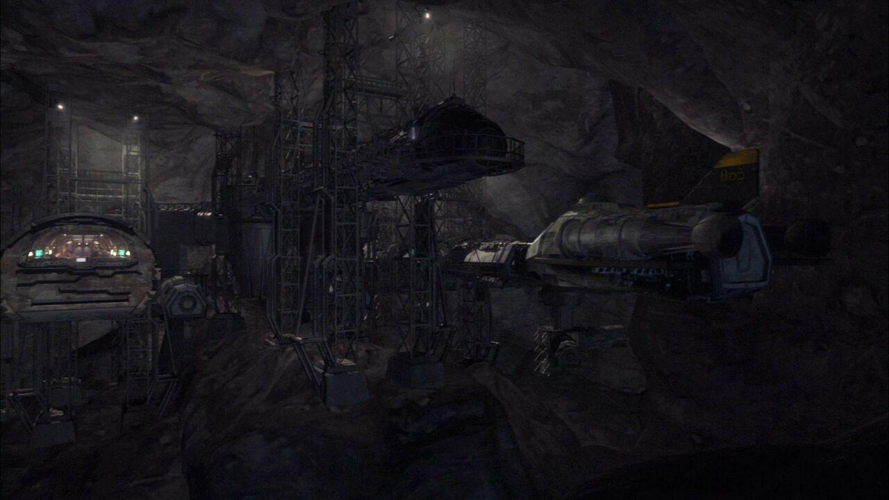 Station spatiale d'Herick et Jamus