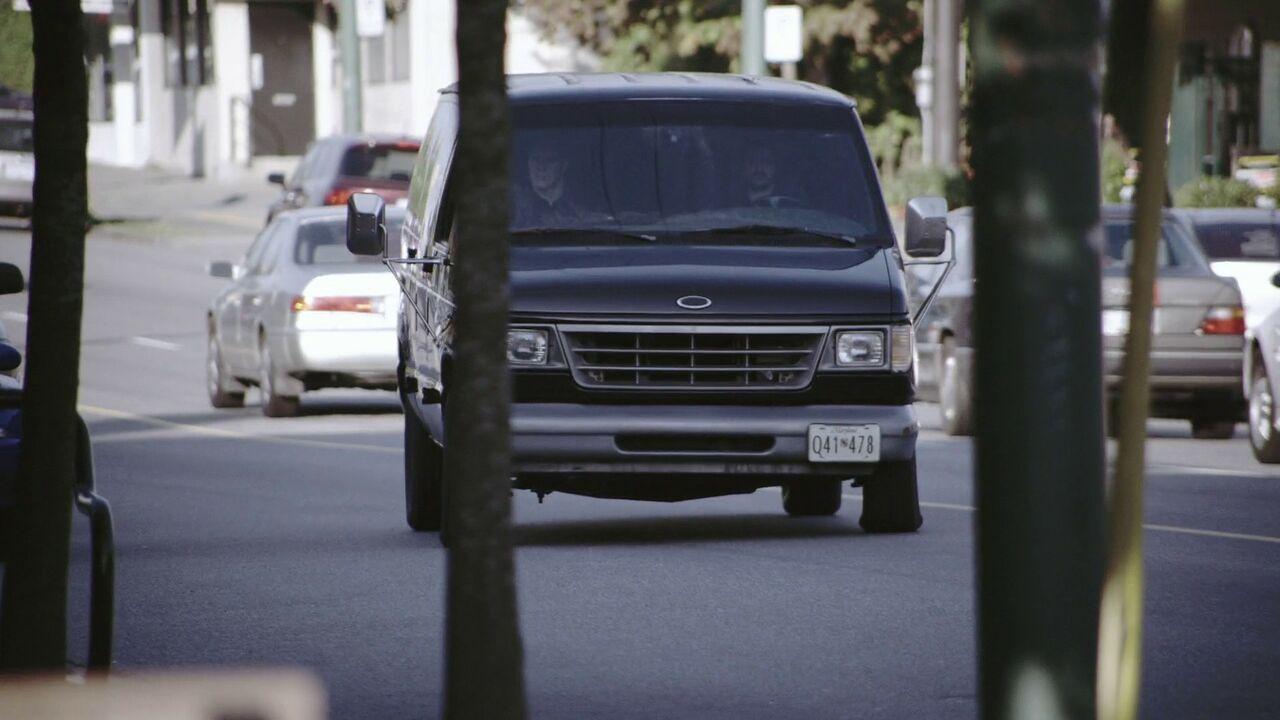 Ford série E