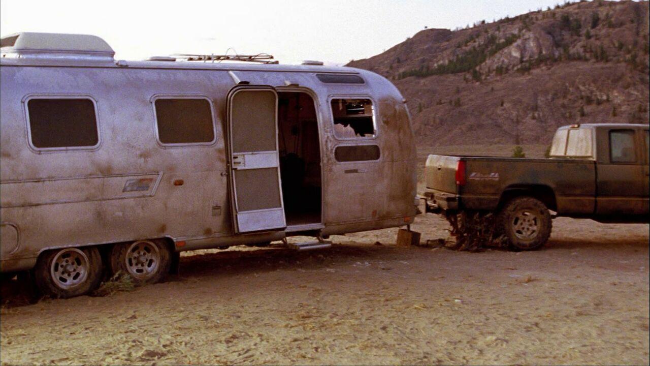 Caravane du rescapé wraith