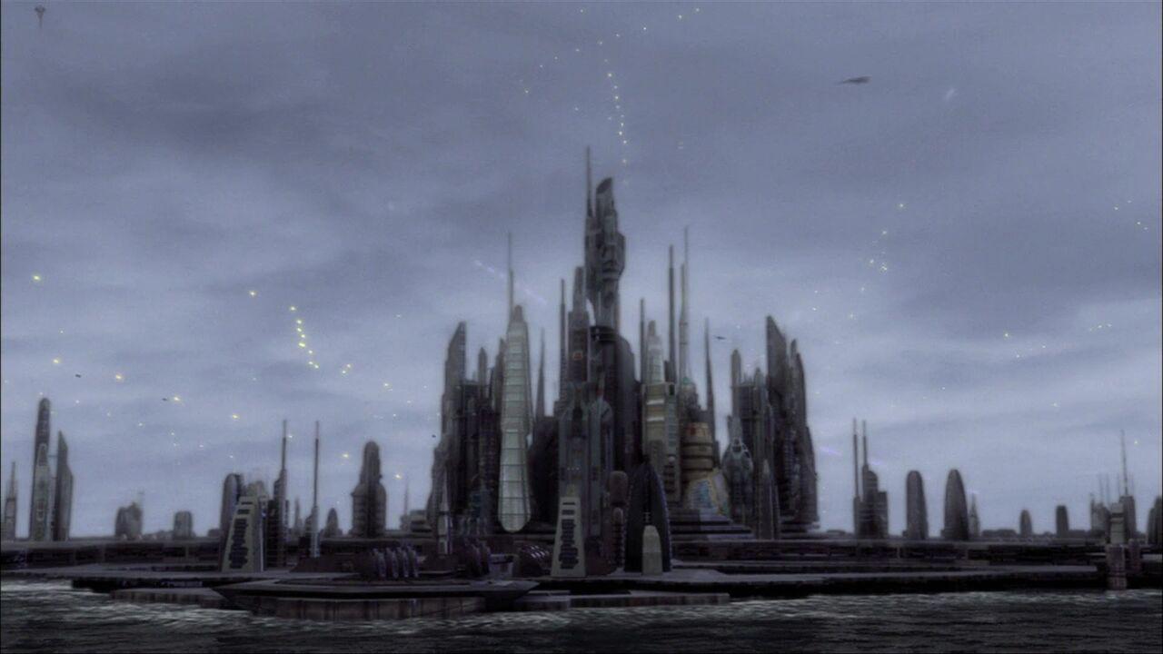 Second siège d'Atlantis