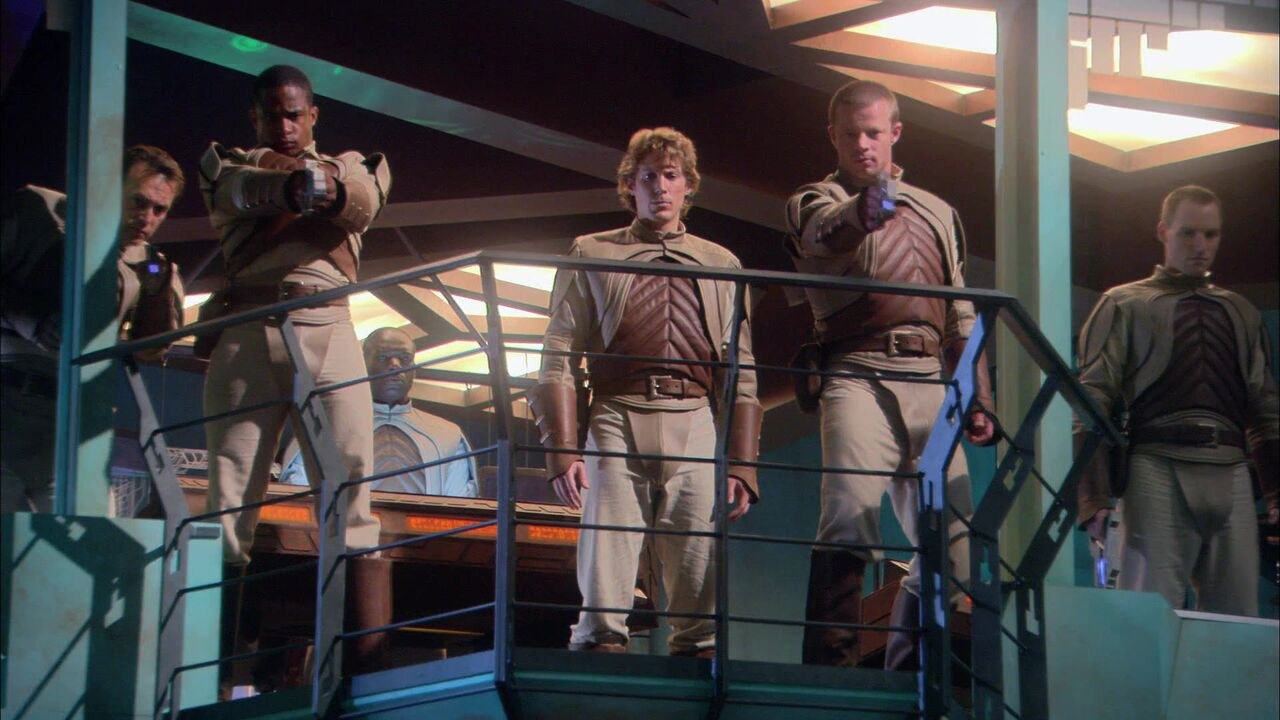 Invasion d'Atlantis par les Asurans