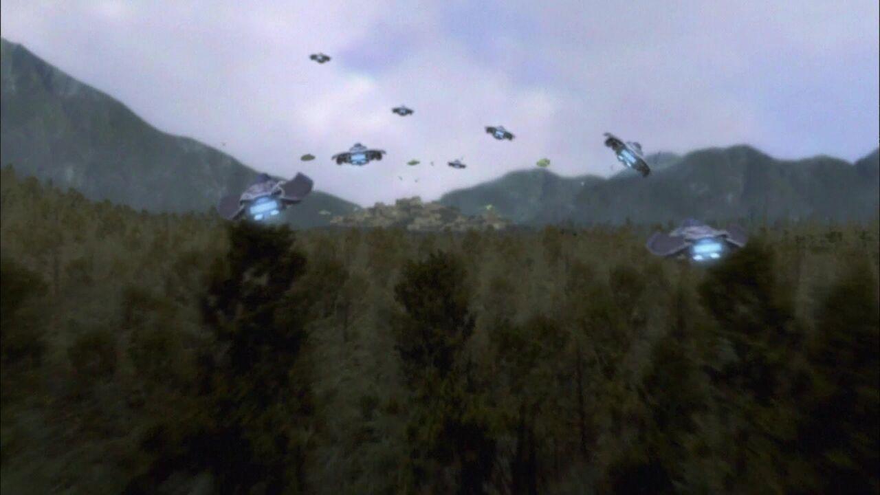 Invasion de Chulak par les Oris