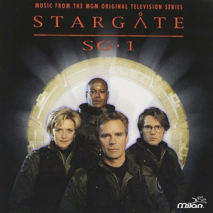 Stargate SG-1 : Music From The MGM Original Television Soundtrack