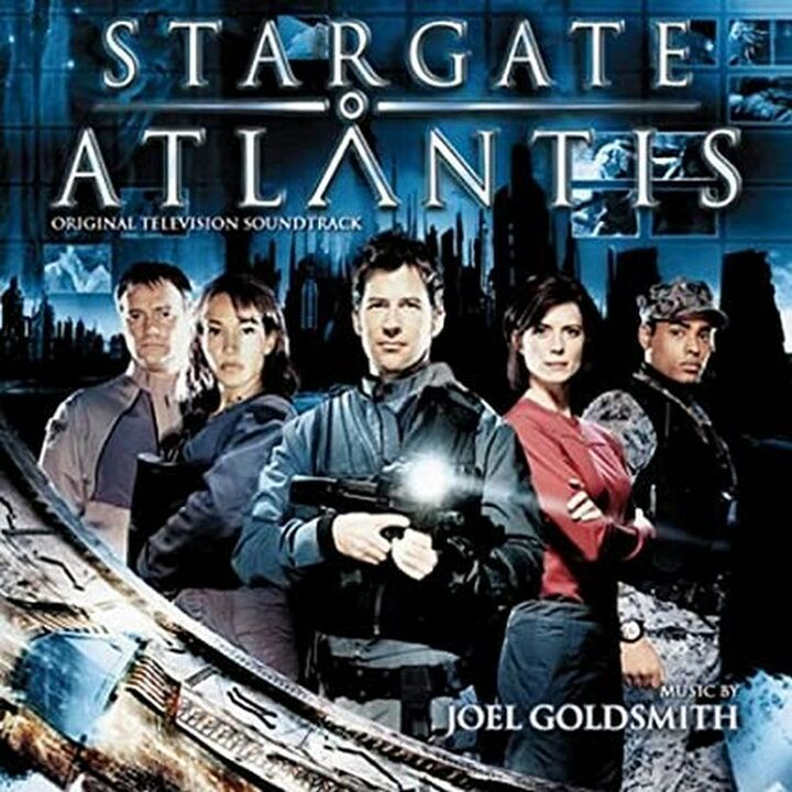 Stargate Atlantis : Original Television Soundtrack
