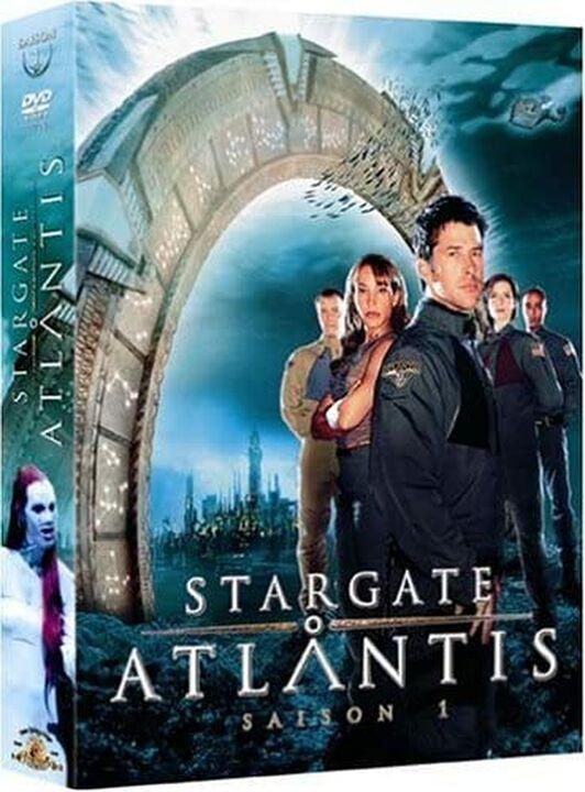 Stargate Atlantis : L'Intégrale Saison 1