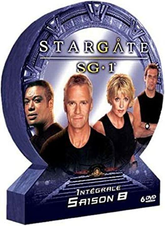 Stargate SG-1 : L'Intégrale Saison 8