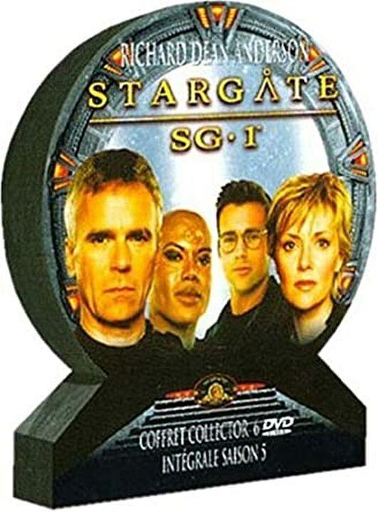 Stargate SG-1 : L'Intégrale Saison 5