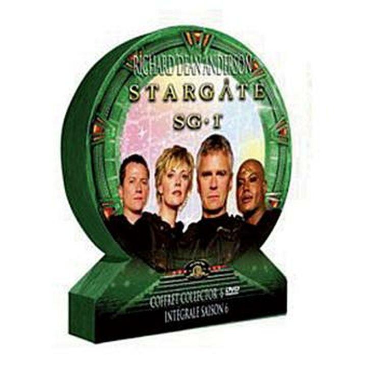 Stargate SG-1 : L'Intégrale Saison 6