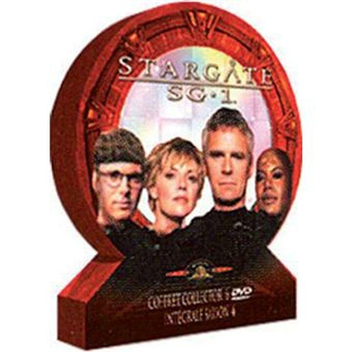 Stargate SG-1 : L'Intégrale Saison 4