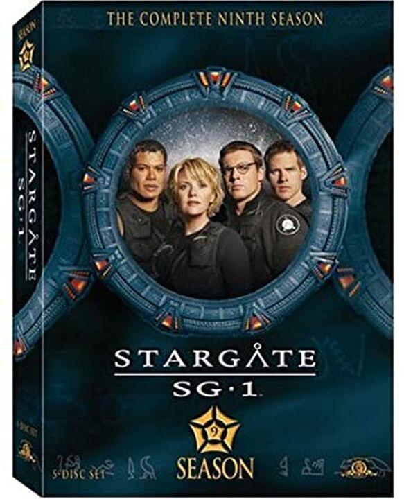 Stargate SG-1 : Season 9