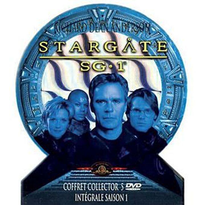 Stargate SG-1 : L'Intégrale Saison 1