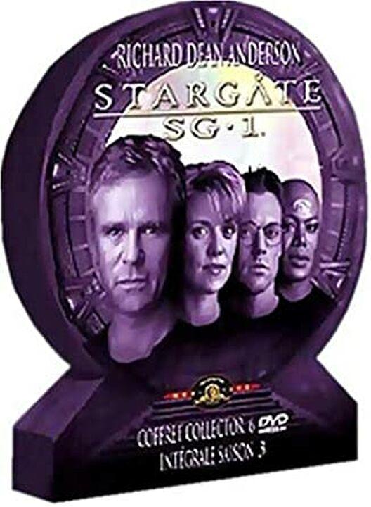 Stargate SG-1 : L'Intégrale Saison 3