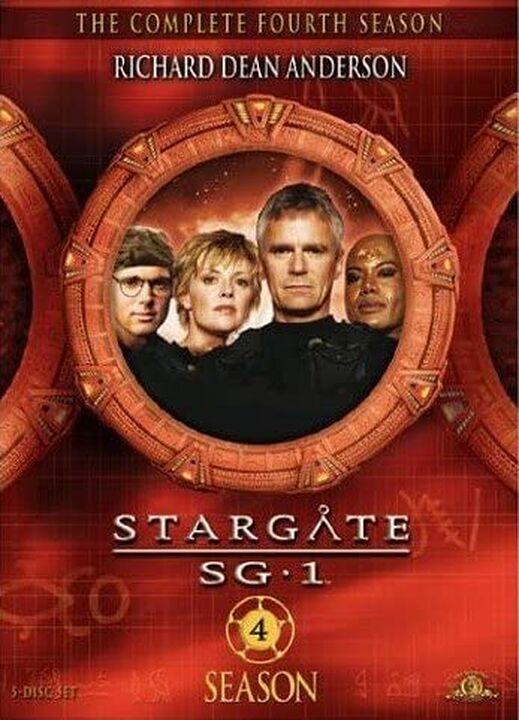 Stargate SG-1 : Season 4