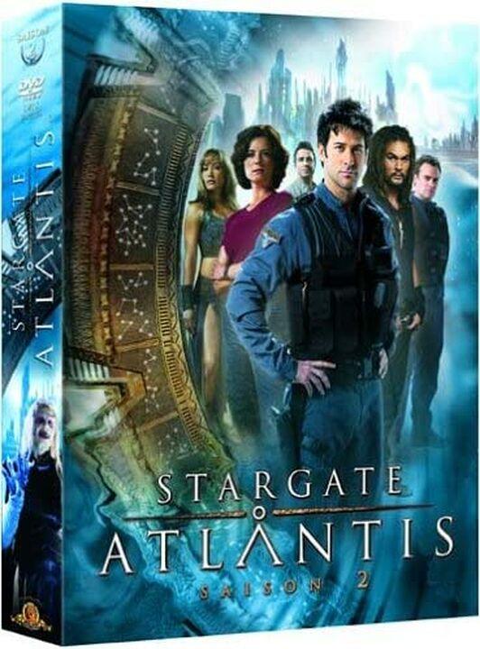 Stargate Atlantis : L'Intégrale Saison 2