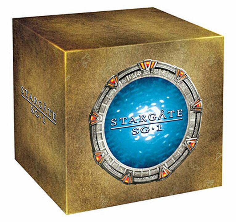 Stargate SG-1 : L'Intégrale des 10 saisons