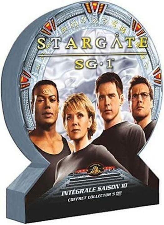 Stargate SG-1 : L'Intégrale Saison 10