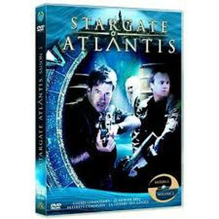Stargate Atlantis : Saison 3 - volume 1