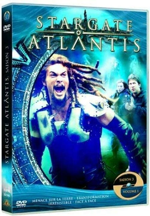 Stargate Atlantis : Saison 3 - volume 2