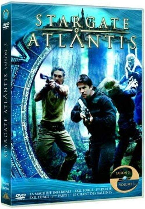 Stargate Atlantis : Saison 3 - volume 3