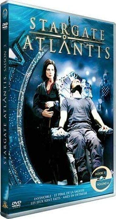 Stargate Atlantis : Saison 3 - volume 4