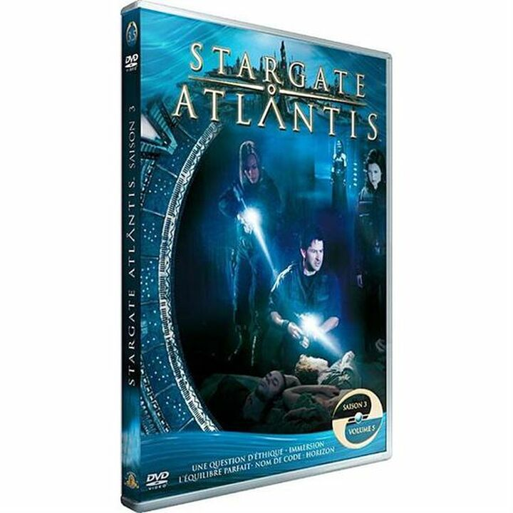 Stargate Atlantis : Saison 3 - volume 5