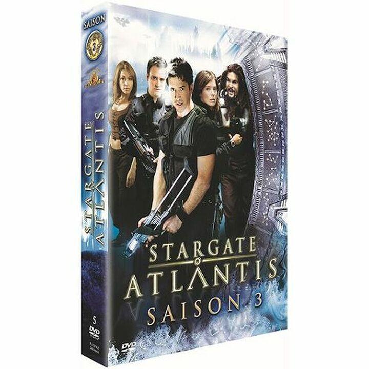 Stargate Atlantis : L'Intégrale Saison 3