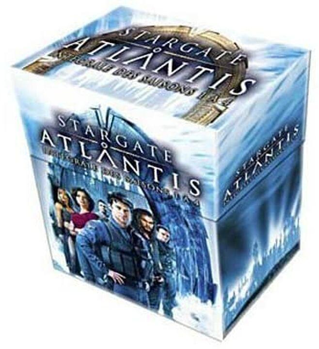 Stargate Atlantis : L'Intégrale (Saisons 1 à 4)