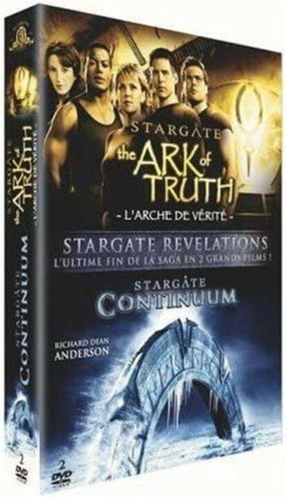 Stargate Révelation (Ark of truth + Continuum)