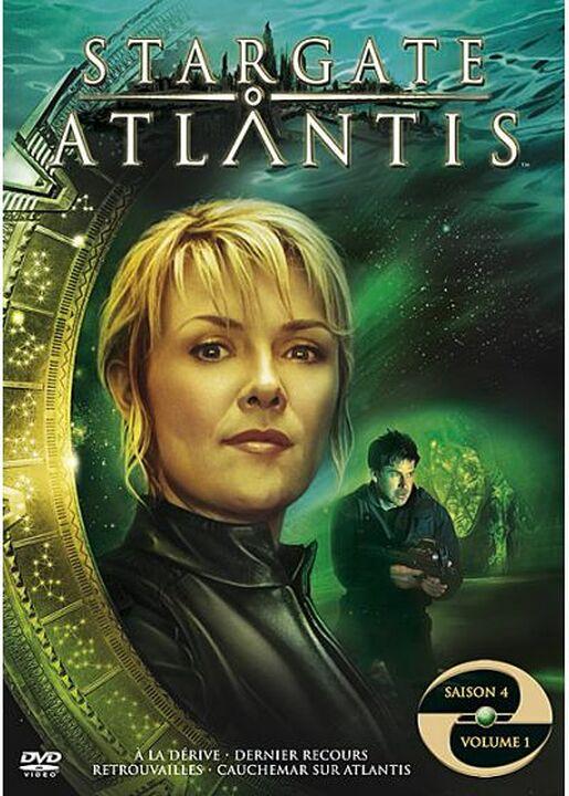 Stargate Atlantis : Saison 4 - volume 1