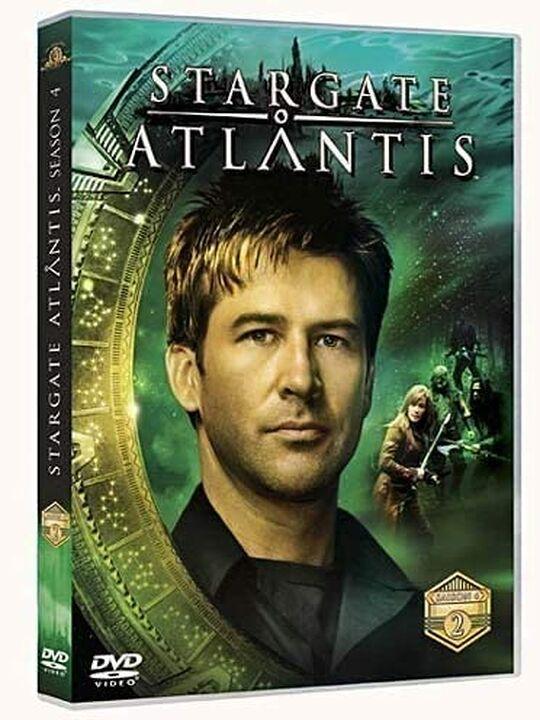 Stargate Atlantis : Saison 4 - volume 2