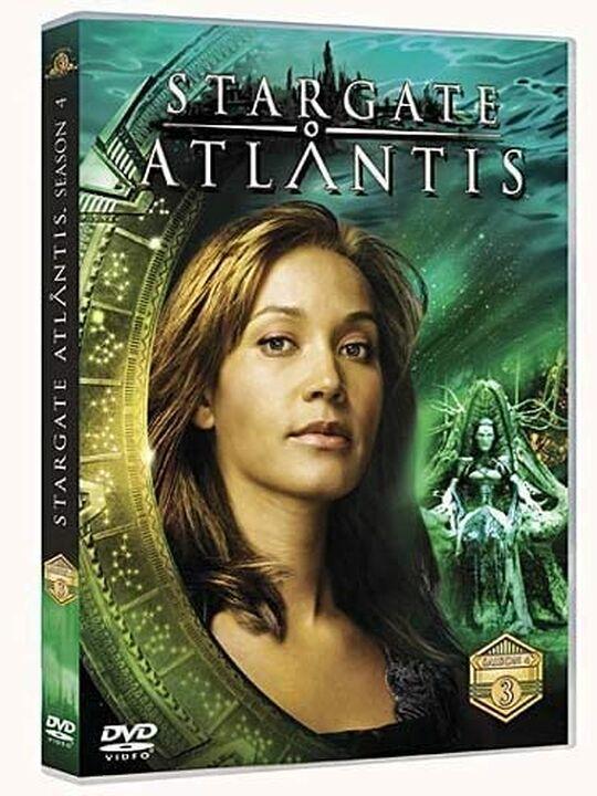 Stargate Atlantis : Saison 4 - volume 3
