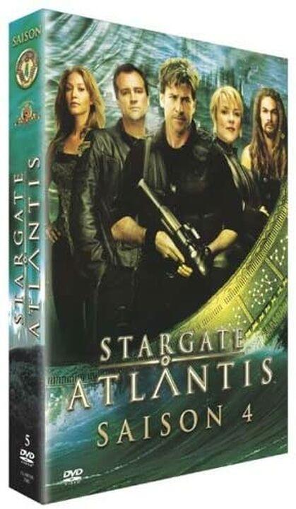 Stargate Atlantis : L'Intégrale Saison 4