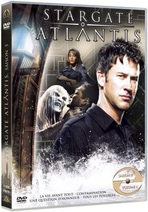 Stargate Atlantis : Saison 5 - volume 1