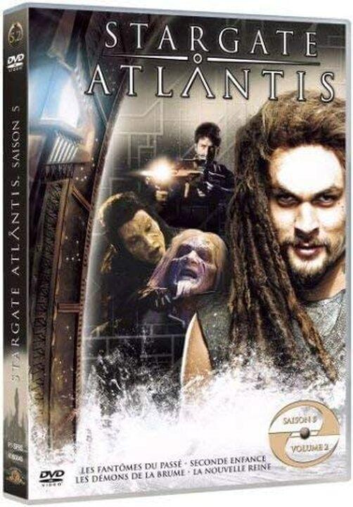 Stargate Atlantis : Saison 5 - volume 2