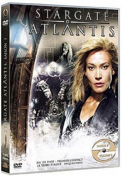 Stargate Atlantis : Saison 5 - volume 3