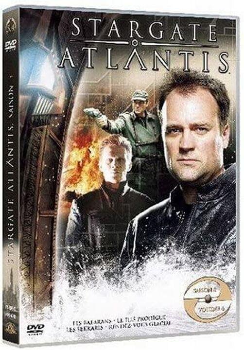 Stargate Atlantis : Saison 5 - volume 4