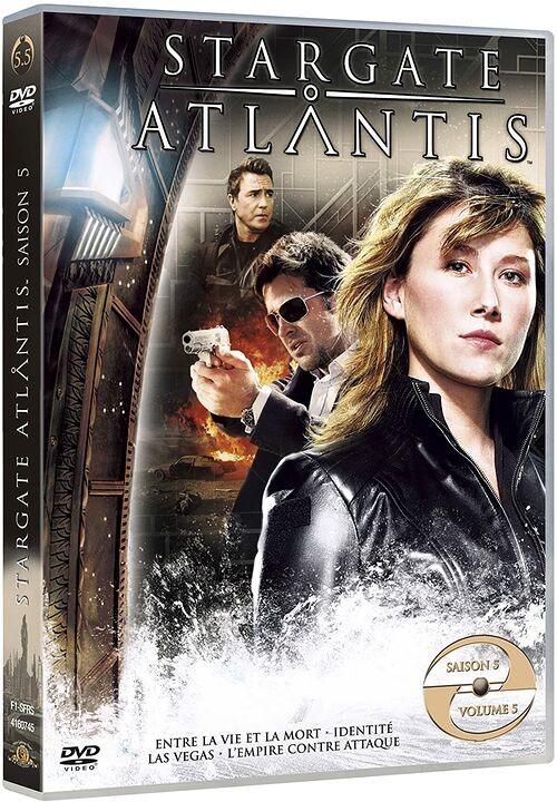 Stargate Atlantis : Saison 5 - volume 5