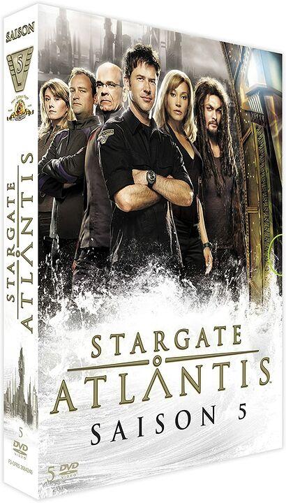 Stargate Atlantis : L'Intégrale Saison 5
