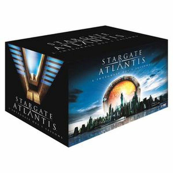 Stargate Atlantis : L'Intégrale des saisons 1 à 5 (Edition limitée)