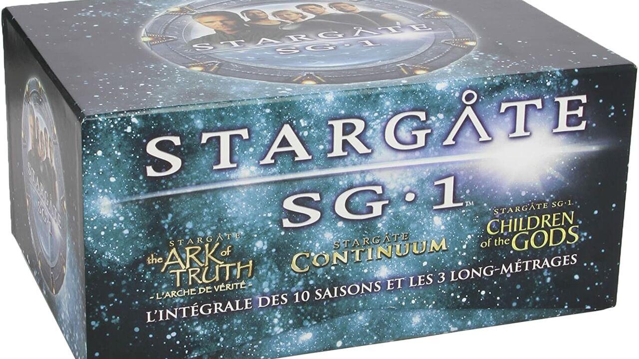 Stargate SG-1 : L'Intégrale (10 saisons + 3 Téléfilms)